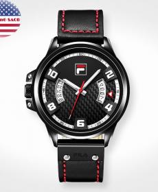 【老蒋SAOB】FILA手表时尚简约运动立体表盘石英表男士手表