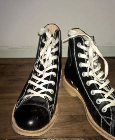 Converse Lea All Star Dressed Hi - Made in Japan